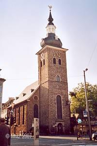 Katholische wuppertal kirche barmen Liste religiöser